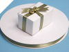 0.95 cm Satin Ribbon-Willow