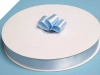 2.22 cm Satin Ribbon-Baby Blue