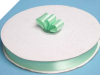 2.22 cm Satin Ribbon-Mint