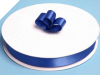 2.22 cm Satin Ribbon-Royal Blue