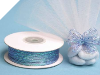 0.31 cm Pull Ribbon-Periwinkle
