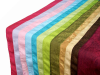 Taffeta Crinkle Table Runner - 21 colours available